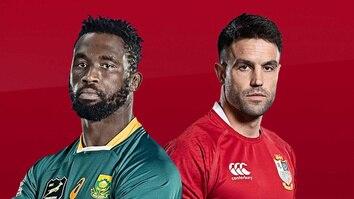 Bitesize: South Africa v Lions 1st Test