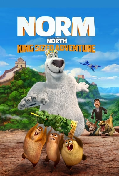 Norm Of The North: King Size Adventure