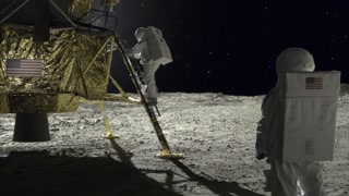 Apollo: Missions To The Moon, 1 VOSE