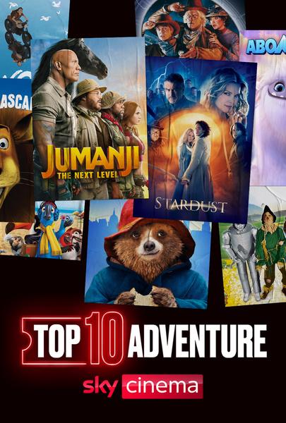 Top Ten Show: Adventure