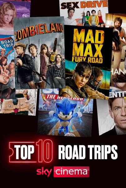 Top Ten Show: Road Trip