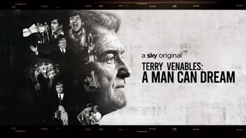 Terry Venables: A Man Can Dream
