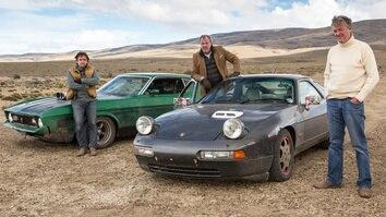 Top Gear: Patagonia Special