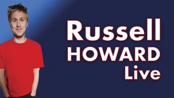 Russell Howard Live...