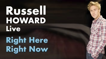 Russell Howard: Right Here...