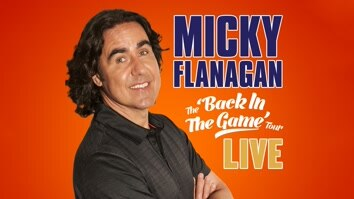 Micky Flanagan: Back In The...