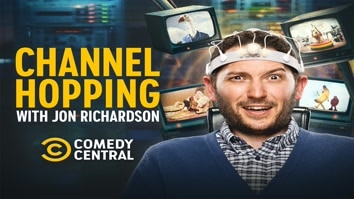 Jon Richardson's Channel Hopping
